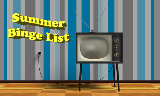 Summer Fairy Tale Binge List