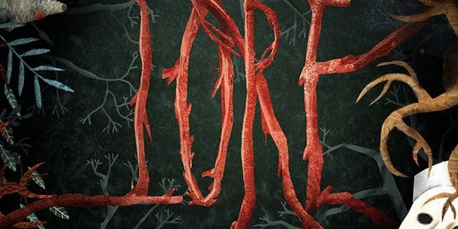 Interview: Lore's Holland Roden & BP Jenkins