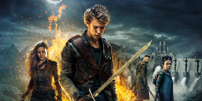 THE SHANNARA CHRONICLES: Highlights from Crimson and Paranor