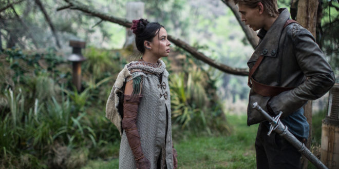 THE SHANNARA CHRONICLES: Highlights from Warlock & Amberle