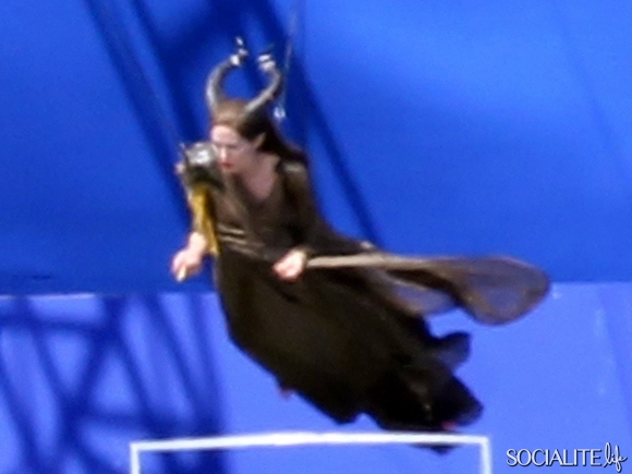 Maleficent Flying 3 The Fairy Tale Site